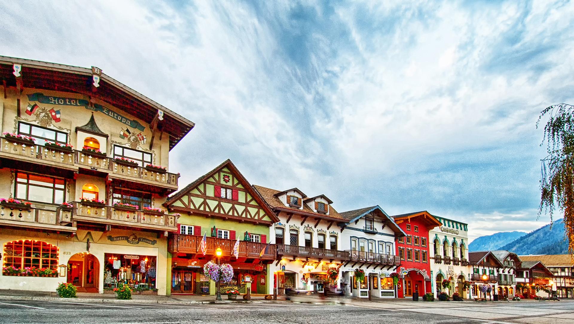 Leavenworth Vacation Rentals Central Washington Vacations